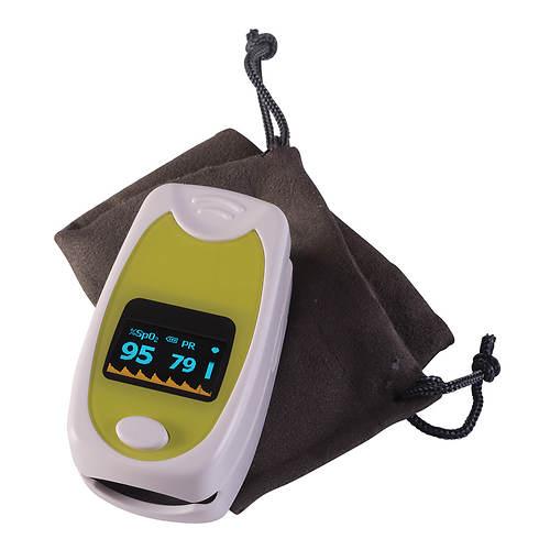 HealthSmart Pulse Oximeter Deluxe