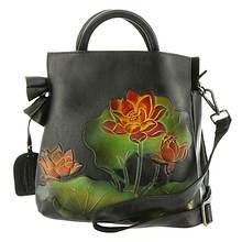 Spring Step Lilypad Tote Bag