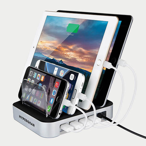 HyperGear 4 Port USB Charging Station