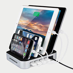 HyperGear 4 Port Charging Station