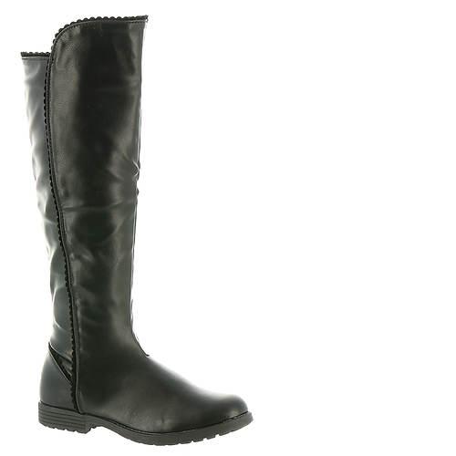 KensieGirl Tall Scallop Boot KG01020 (Girls' Toddler-Youth)