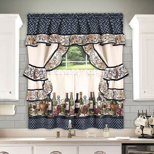 Cottage Window Set with Anti Fatigue Mat