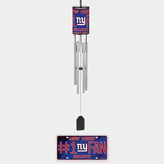 NFL Wind Chime