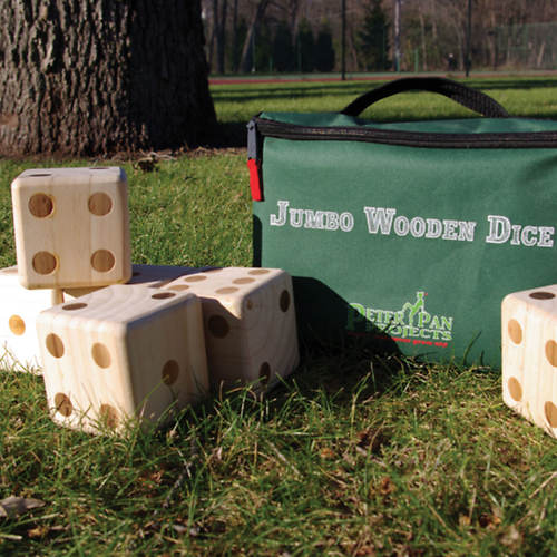Outdoor Lawn Dice Game
