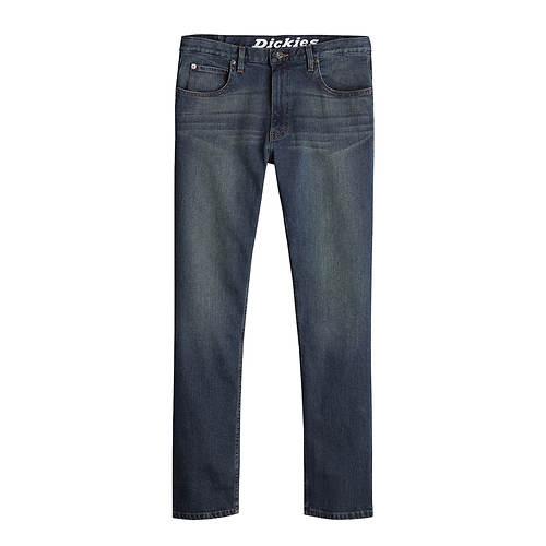 Dickies Men's Regular Straight 5-Pocket Jean