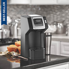 Hamiltion Beach FlexBrew Single-Serve Coffee Maker