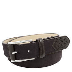 Stacy Adams Suede Leather Belt 34mm