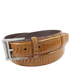 Stacy Adams Ostrich Leg Emboss 32mm Belt