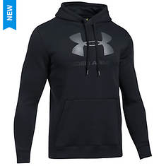Under Armour Men's Rival Fitted Graphic Hoodie