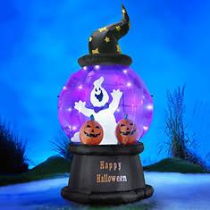 7' Inflatable Halloween Globe