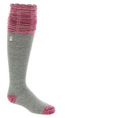 BEARPAW Scrunch Knee High Socks (Girls')