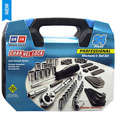 ChannelLock 94-Piece Mechanic's Tool Set