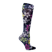 Cherokee Medical Uniforms Fashion Support Compression Socks