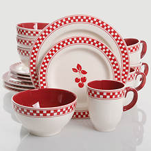 General Store 16-Pc. Dinnerware Set
