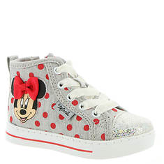 Disney Minnie Mouse High Top CH65515 (Girls' Toddler)