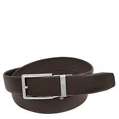 Florsheim 34mm Leather Track Belt