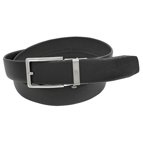 Florsheim 34mm Leather Track Belt