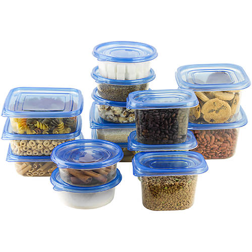 30 Pc. Container Set with Lids