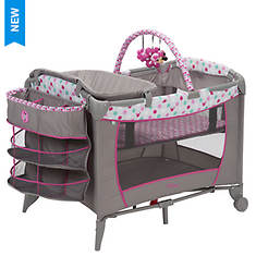 Disney Minnie Mouse Dotty Sweet Wonder Play Yard