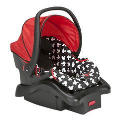 Disney Mickey Mouse Light N' Comfy Luxe Infant Car Seat