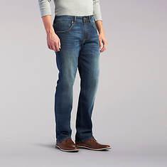 Lee Jeans Men's Straight Fit Straight Leg