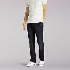 Lee Jeans Men's Straight Fit Straight Leg