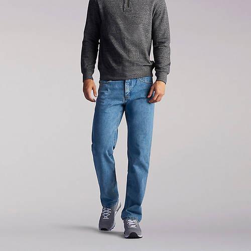 Lee Jeans Men's Regular Fit Straight Leg Jean