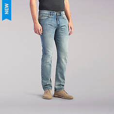 Lee Jeans Men's Slim Fit Tapered Leg