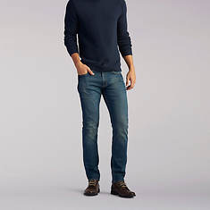 Lee Jeans Men's Slim Fit Tapered Leg