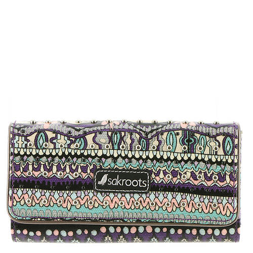 Sakroots Artist Circle Megan Wallet
