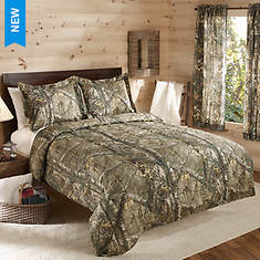 Realtree® Comforter Set - Opened Item
