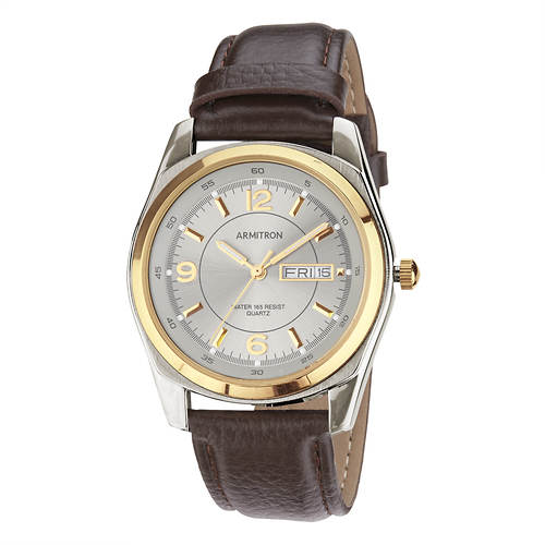 Armitron Men's 2-Toned Watch