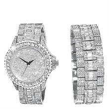 Bling Master BM511 Silver White CZ Watch