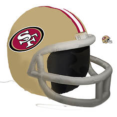 c28545522c5 NFL Inflatable Helmet By Fabrique Innovations