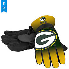 NFL Gradient Insulated Gloves By Team Beans