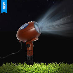 NFL Team Pride Projector By Fabrique Innovations - Opened Item