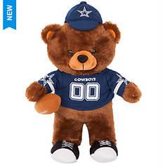 NFL Locker Room Buddy Bear by Team Beans