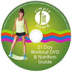 Simply Fit 21-Day Challenge Workout DVD