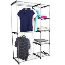 Sunbeam Free-Standing Closet Organizer