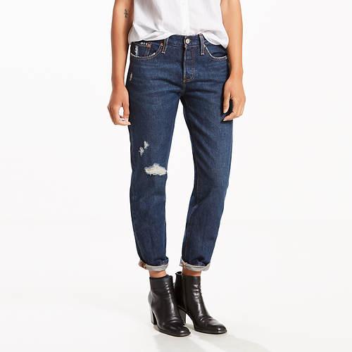 Levi's Women's 501 Taper Jeans