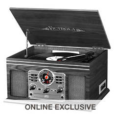 Victrola 6-in-1 3-Speed Bluetooth Turntable