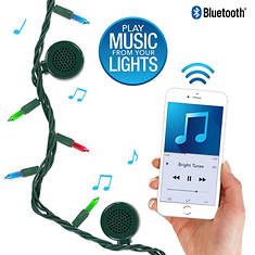 Bright Tunes String Lights with Bluetooth Speakers