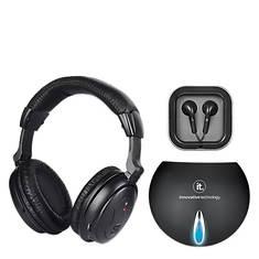 Innovative Technology Wireless Listening Headphones