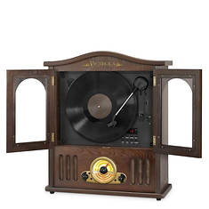 Victrola Wall-Mount Bluetooth Record Player - Opened Item