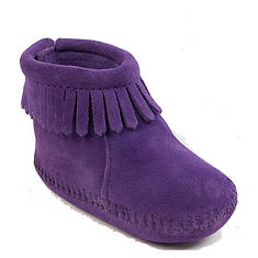 Minnetonka Back Flap Bootie (Girls' Infant-Toddler)