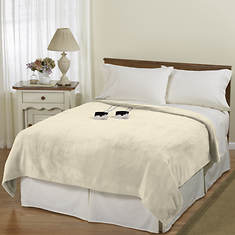 Biddeford MicroPlush Heated Blanket
