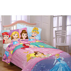 Disney Dreaming Princess Twin/Full Comforter