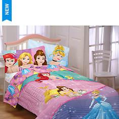 Disney Dreaming Princess Twin/Full Comforter