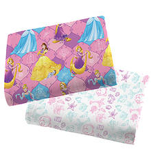 Disney Dreaming Princess Twin Sheet Set