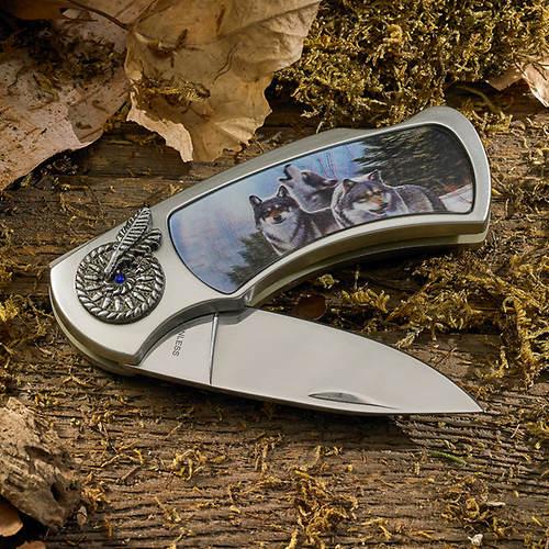 3-D Collectors Knife